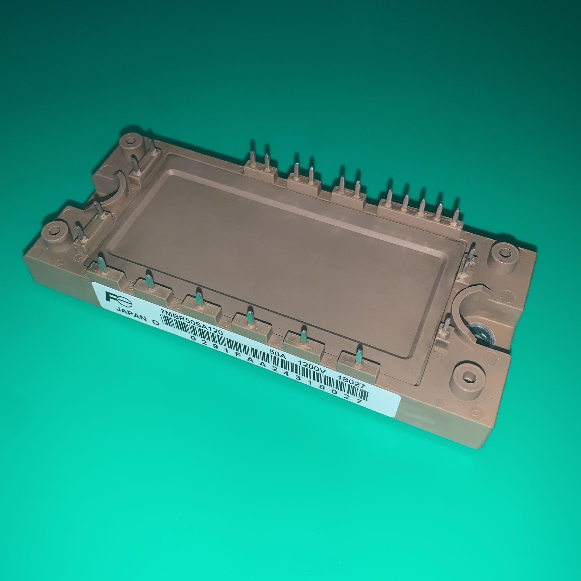 7MBR50SA120 وحدة 50A 1200V 7MBR50S A120 IGBT 7MBR50SA-120 7MBR50 SA120 7MBR 50SA120 7 MBR50SA120 7 MB R50SA120