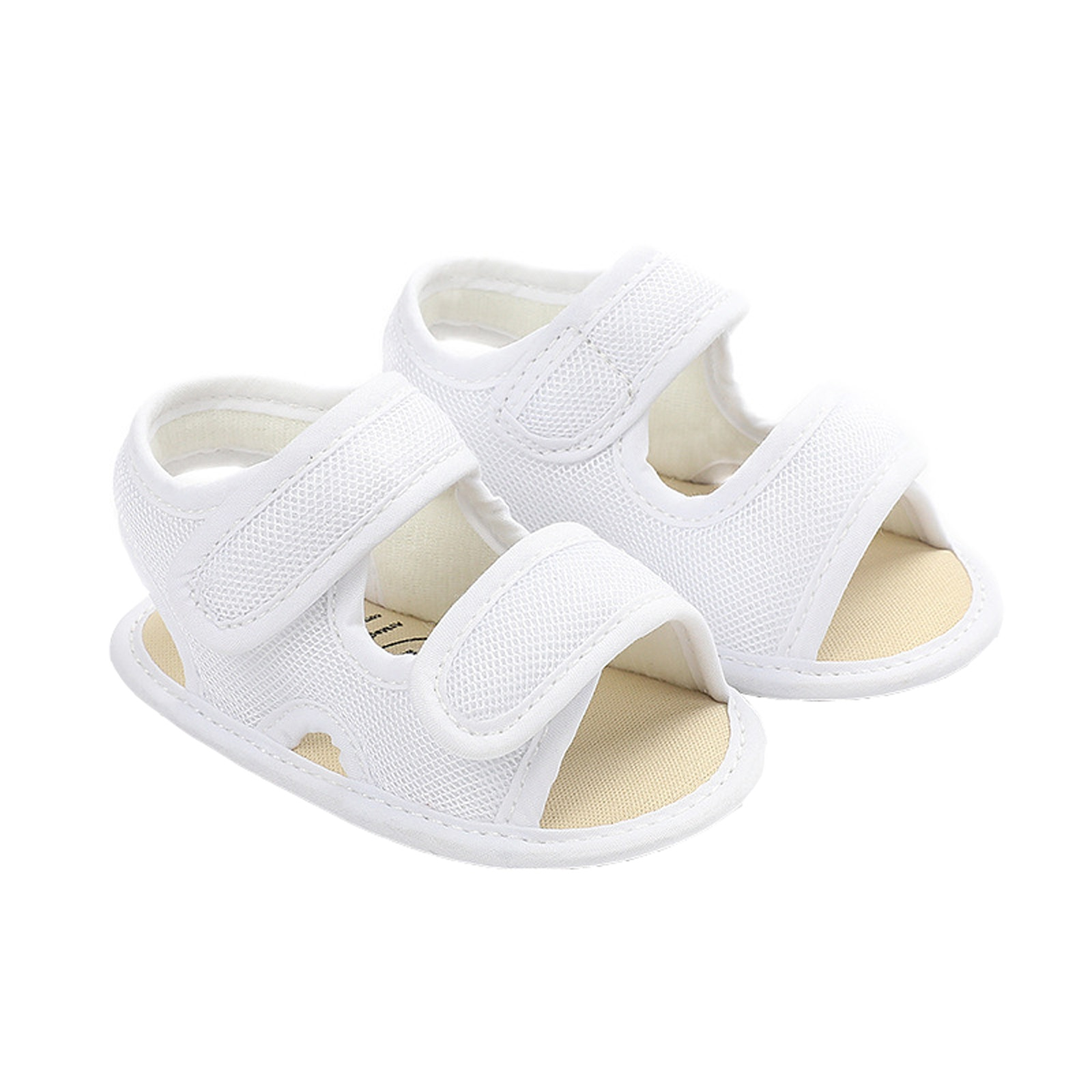 Summer Cute Solid Color Baby Toddler Shoes Sandals Baby Shoes Baby Shoes Toddler Infant Prewalkers B