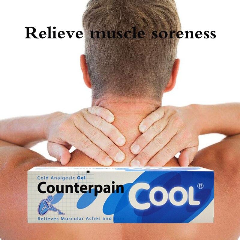 3PCS Thailand Counterpain Cool Analgesic Cream Relief Muscle Joint Aches Ointment Rheumatoid Arthritis Pain Relief Balm