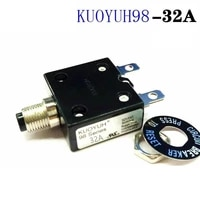 3pcs taiwan kuoyuh 98 series 32a overcurrent protector overload switch