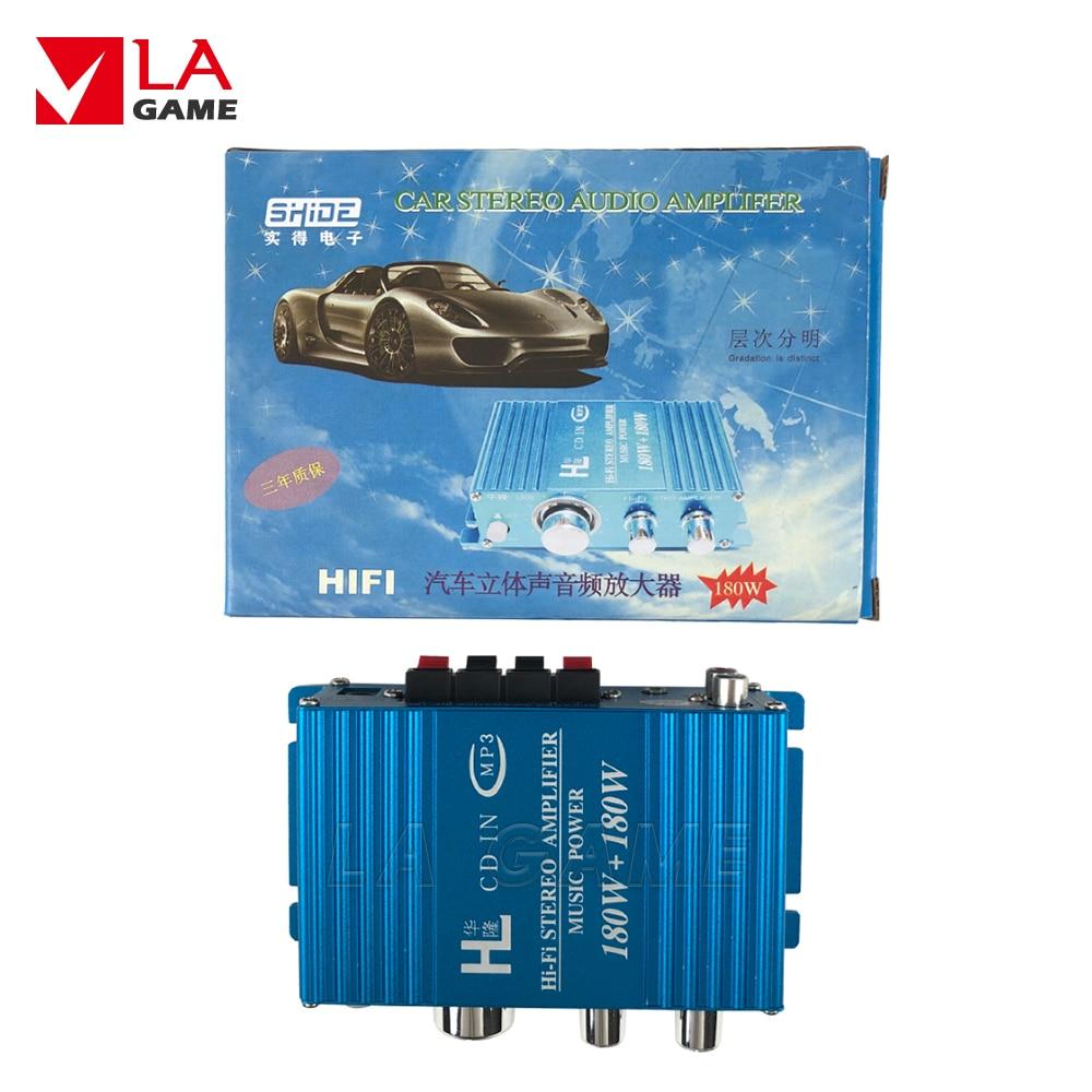 Hl-a800 Amplifier Hifi Audio Sterero Amplifier Arcade Accessories Dvd Player Phone 12v Audio Amplifier