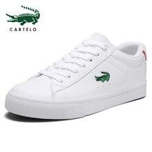 CARTELO chaussures pour femmes mode petit blanc chaussures respirant sauvage chaussures plates chaussures décontractées femmes zapatos de mujer ооеенесеееннная