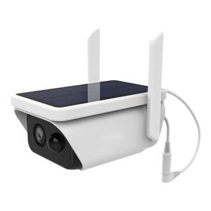AM05-Solar Camera Outdoor Waterproof Remote Surveillance Camera Wireless Wifi 2MP Camera 1080P HD