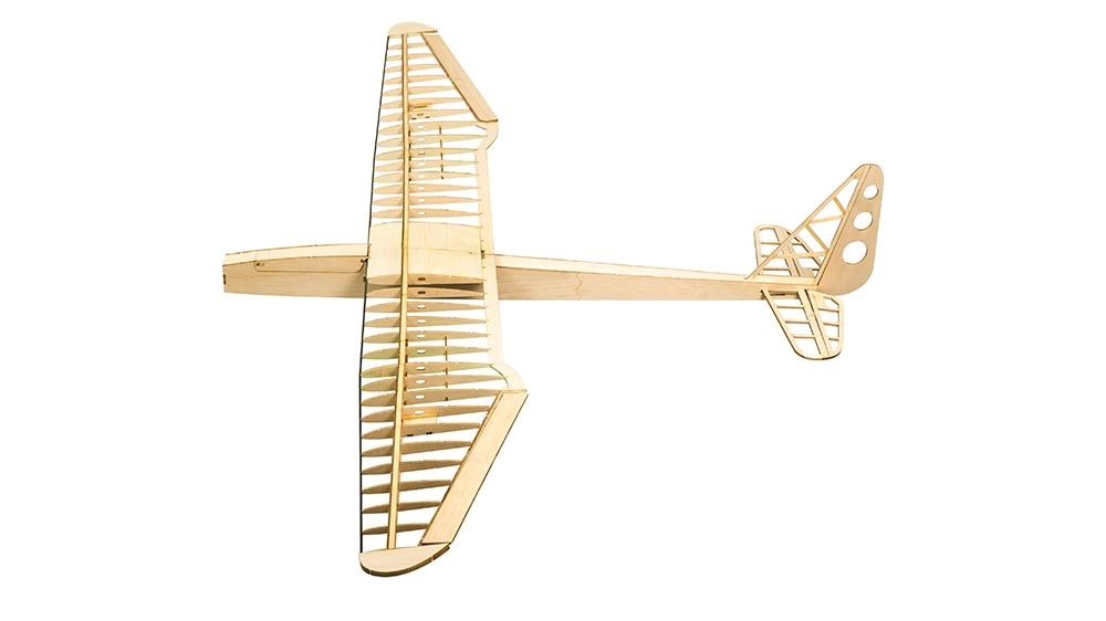 Sunbird Electric Glider Laser Cut Balsa Kit 1600mm Balsawood Airplane Model Building Toys RC Woodiness model /WOOD PLANE enlarge