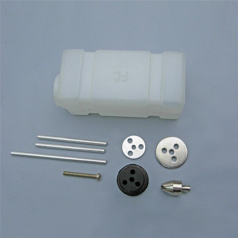 90CC/120CC/180CC/200CC/248CC/280CC RC коробка для эфирных масел Топливный Бак Комплект для бензина бензин RC Дрон самолет с неподвижным крылом DIY Accs запчасти