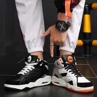 vieruodis mens new casual fashion basketball shoes breathable sneakers soft non slip shoes comfortable sport running shoes