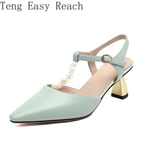 High Heel Women Pointed Toe Shoes Shallow Stiletto Heels Party Footwear Spring Summer Sandals Women Pumps 2021 Wedding Shoes 43