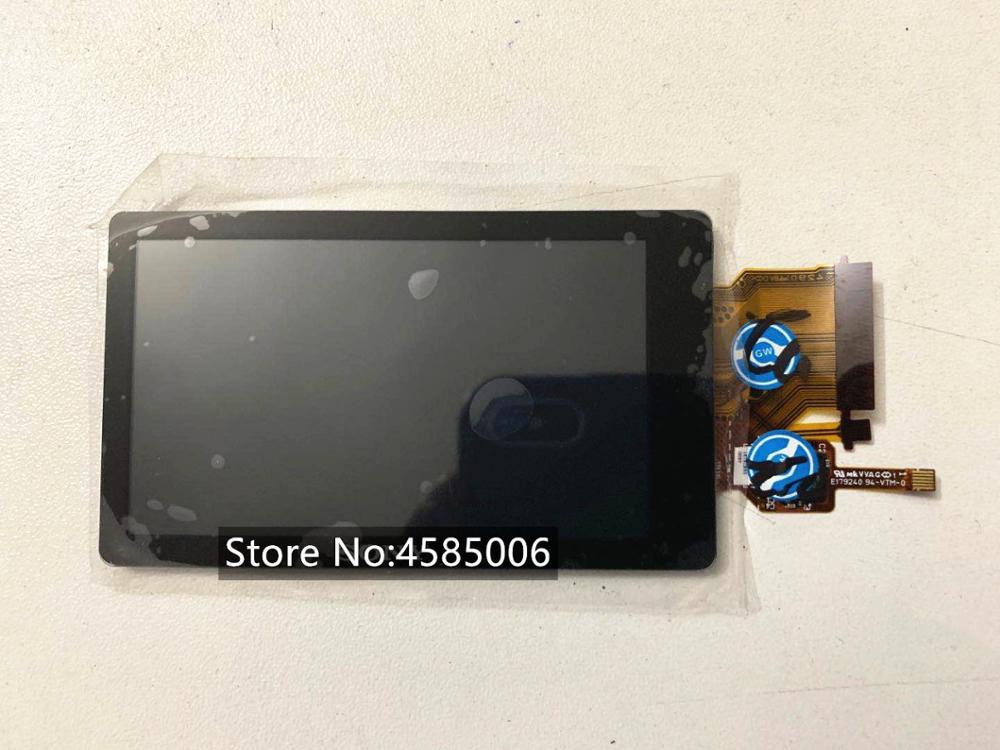 Nova tela lcd original com toque para sony a5100 a6500 ILCE-5100 ILCE-6500 câmera digital reparação parte