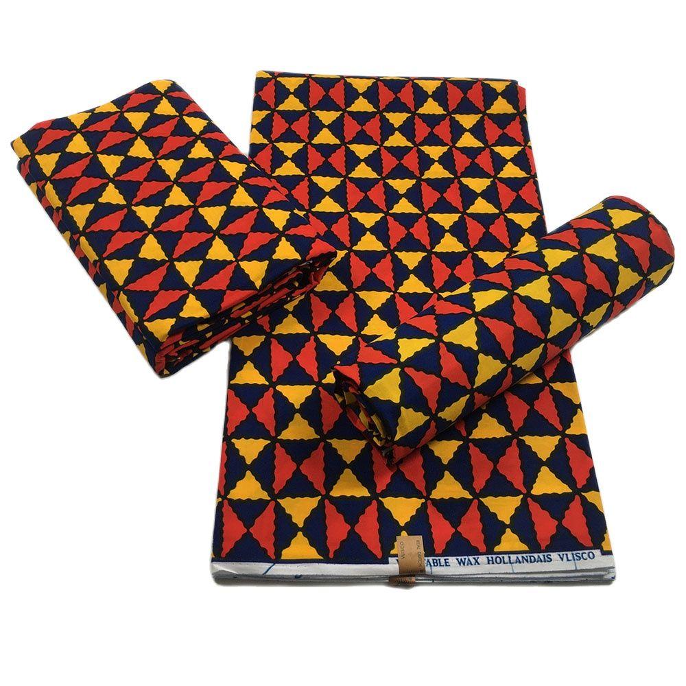 100% хлопок воск оригинальный из парафинированной ткани Африканский Воск для печати ткань воск для ткани из парафинированной ткани 2021 оптова...