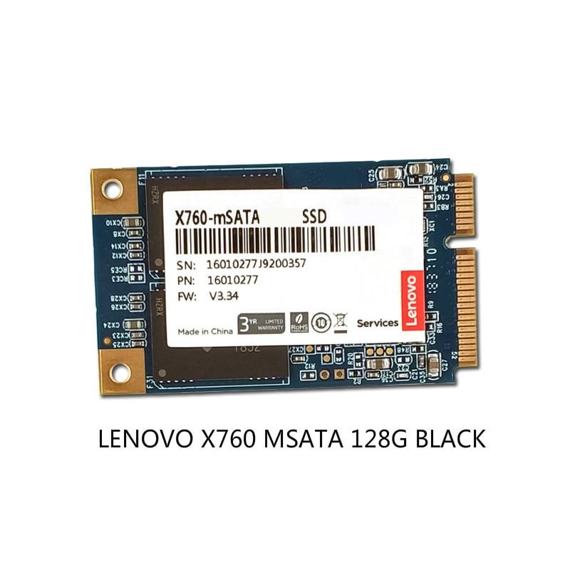 لينوفو X760 MSATA 128G SSD Y470 Y400 Y480 B480 E430 X230 M490 اليوغا-13 X1 T420T 430 S E430 SSD الكمبيوتر ترقية 100% الأصلي