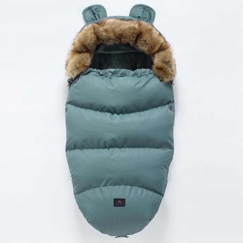 العالمي عربة طفل كيس النوم الشتاء الدافئ كيس النوم يندبروف للطفل كرسي متحرك المغلفات ل Footmuff عربة الجوارب