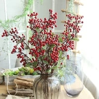 1bunchhot sale artificial flower bunch concise bridal wedding party bouquet table decoration for bookstore cafe store cloth shop