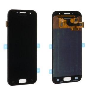 Image 3 - Оригинальный 4,7 amoled ЖК дисплей для Samsung Galaxy A3 2017 A320 A320F, ЖК дисплей, сенсорный экран, дигитайзер, для сборки, запасные части