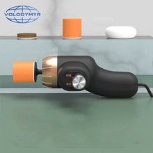 Полировальная машинка для автомобиля, мини полировальная машинка для автомобиля, полировальная машинка с регулируемой скоростью, машинка для полировки воском, миниатюрный Электрический инструмент для ремонта царапин