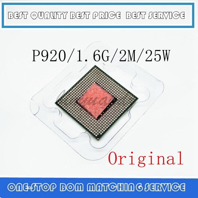 Portátil cpu processorP920 HMP920SGR42GM 1,6 GHz 2MB Quad Core Socket S1 (S1g4) PGA638