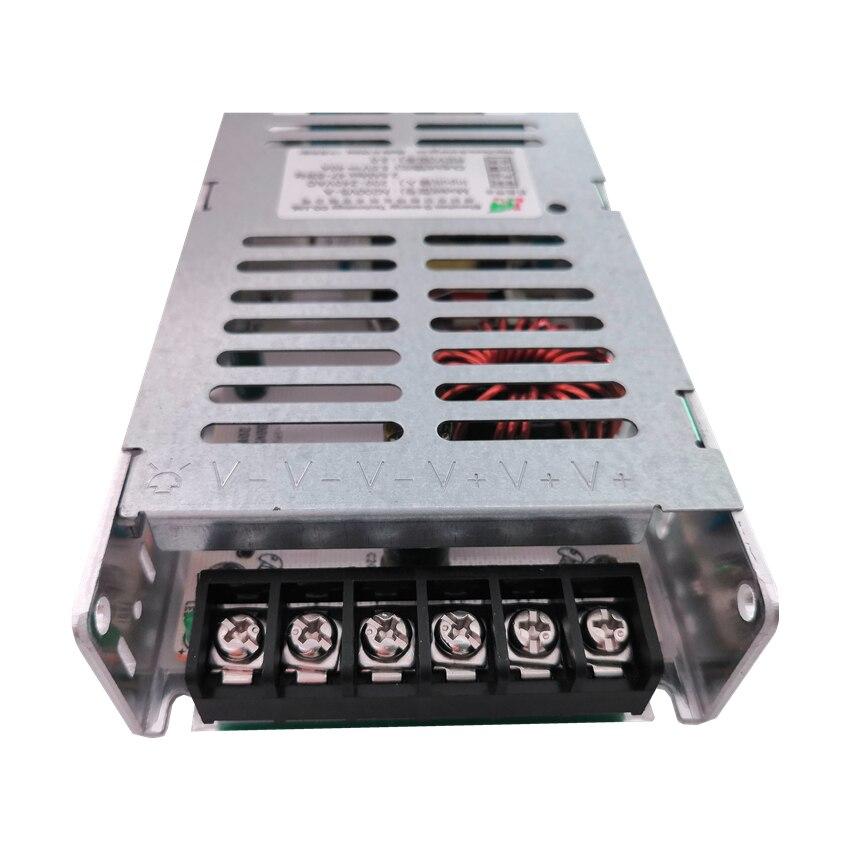مصدر طاقة شاشة LED ، محول 5V 40A 200W N200V5 ، إدخال AC220V إلى DC5V