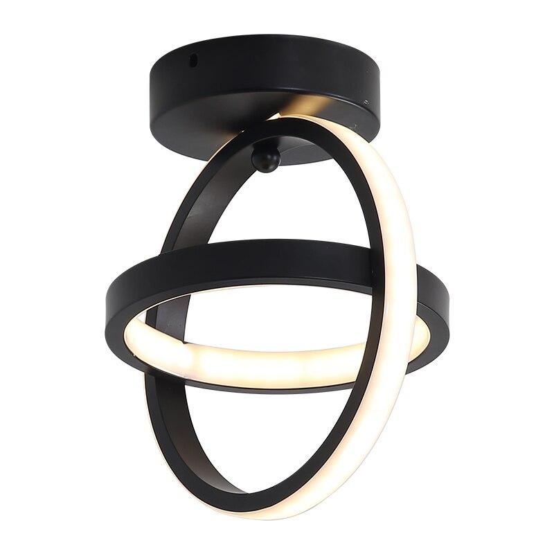 Modern led Ceiling+light living room Bedroom Lustre Avize Home ceiling lamp minimalist porch Corridor aisle entrance