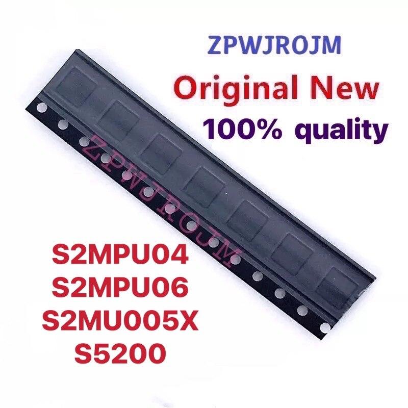 2pcs-s2mpu04-s2mpu06-s2mu005x-s5200