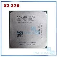 AMD Athlon X2 270 X2-270 3,4 GHz Dual-Core CPU Prozessor ADX270OCK23GM Buchse AM3 938pin