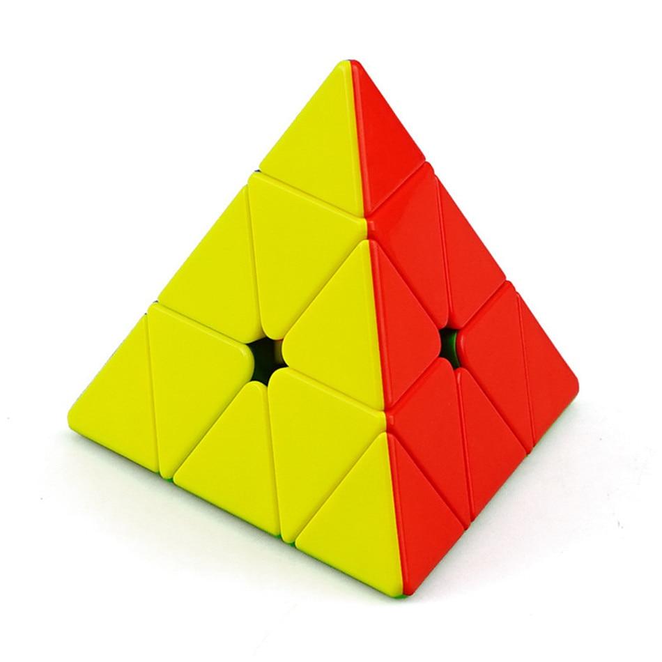 Пирамида YJ Yulong, развивающий Магнитный куб 3X3 2 м