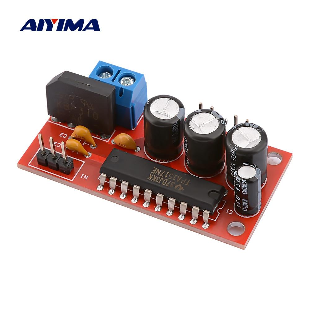 AIYIMA-placa amplificadora de potencia TPA1517NE, 3Wx2, Amplificador de sonido estéreo para altavoces...