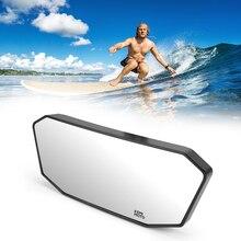 Зеркало для лодки kemimoto, универсальное зеркало для лодки, вид сзади, для катания на лыжах, лодках, понтонах, для водных видов спорта, серфинга