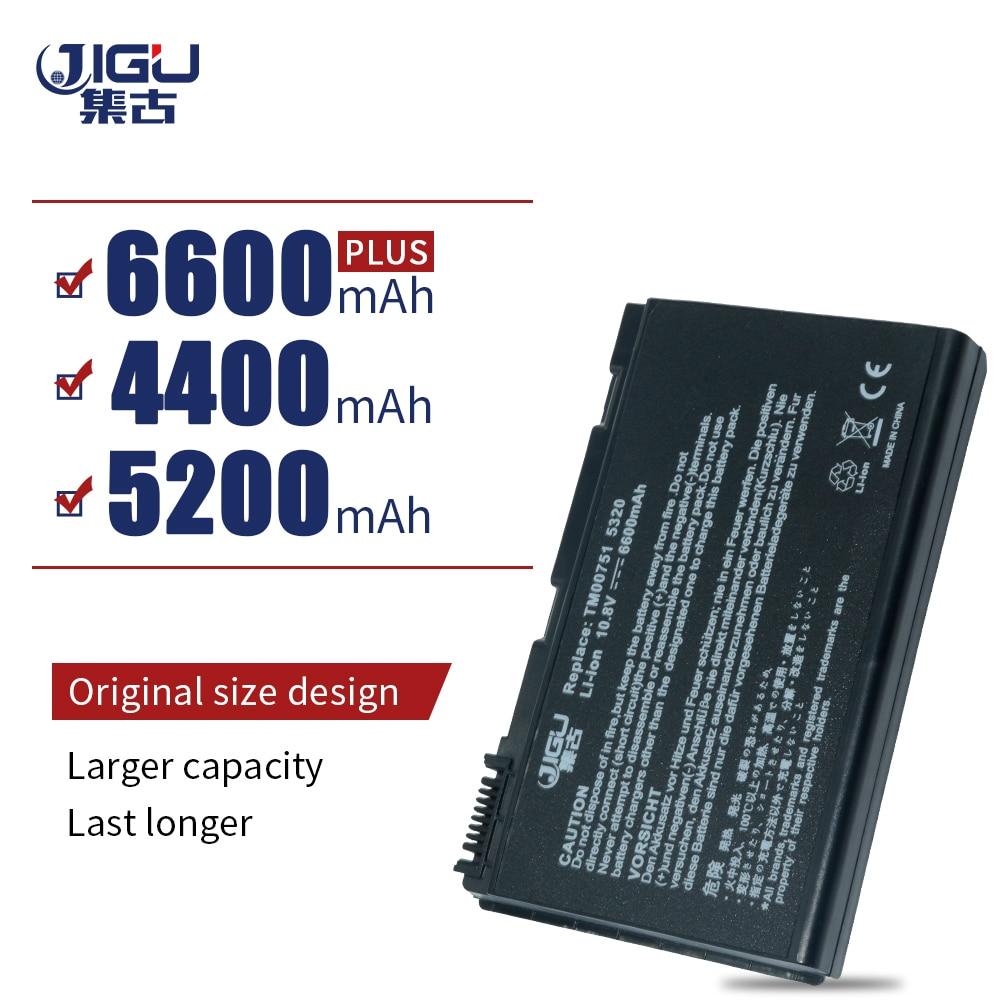 6 celdas de batería del ordenador portátil para Acer Extensa 5220, 5235,...