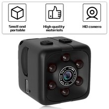SQ11 DV Camera 1080p Sensor Portable Security Camcorder Small Cam Motion Detection Support TF Card C