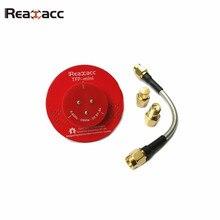 Realacc TFP-Mini Patch dalimentation Triple Dia. Antenne FPV de pagode à écran plat de 45mm 5.8G 8dBi pour le quadrirotor de Drone de RC avec le terminateur