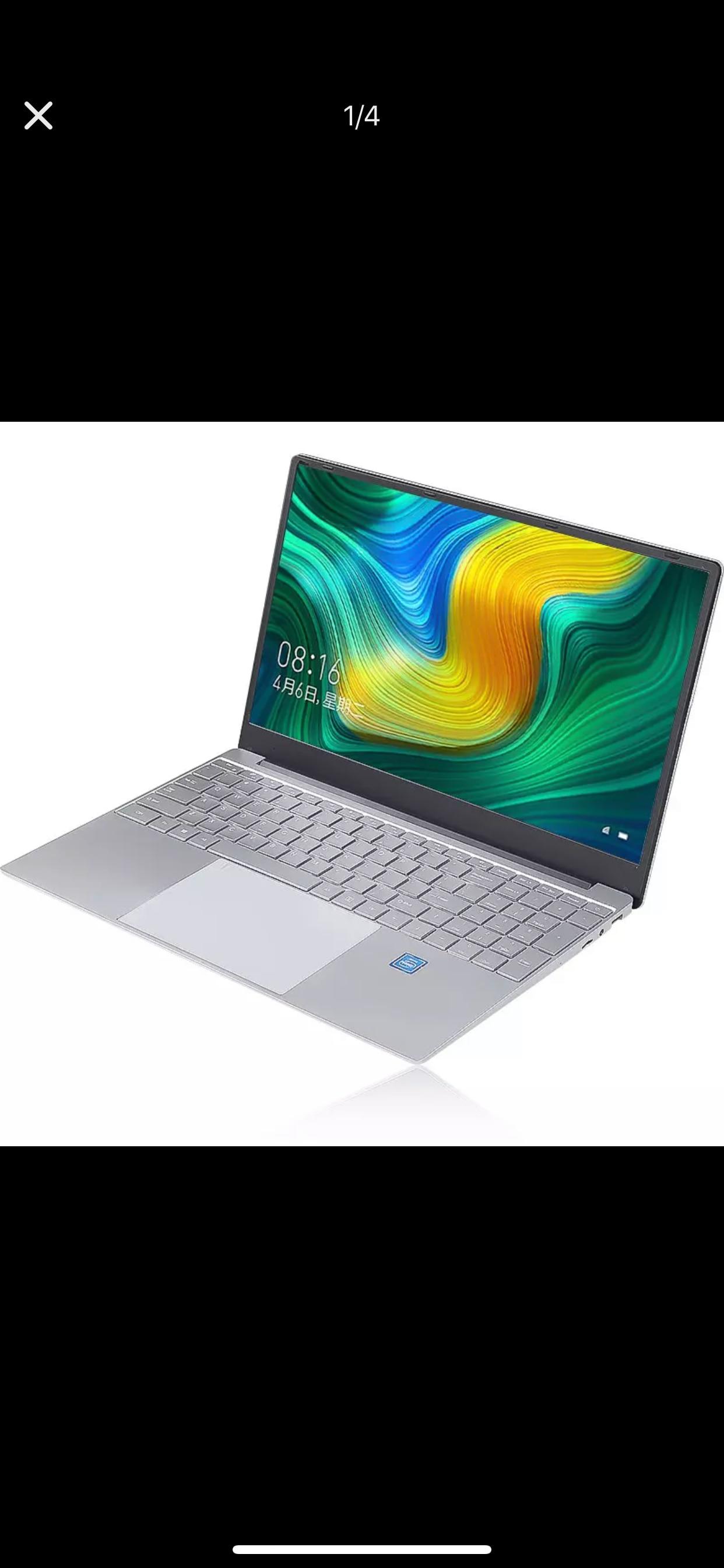 School cheap laptop Computer 15.6 inch 8GB RAM 256GB/512GB 1TB SSD
