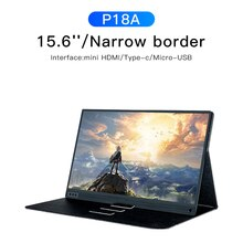 BEEX Tragbare Monitor 1920x1080 IPS LCD display HD monitor für Laptop Telefon Schalter Xbox Pc