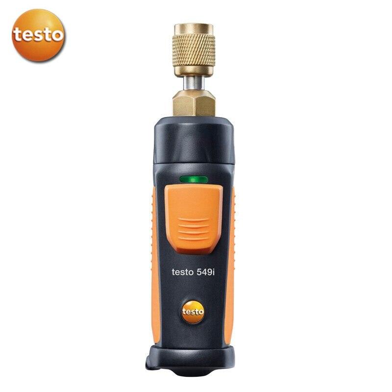 Testo اللاسلكية الذكية قياس الضغط التشخيص المنوع بلوتوث تكييف الهواء التبريد قياس الضغط الإلكترونية