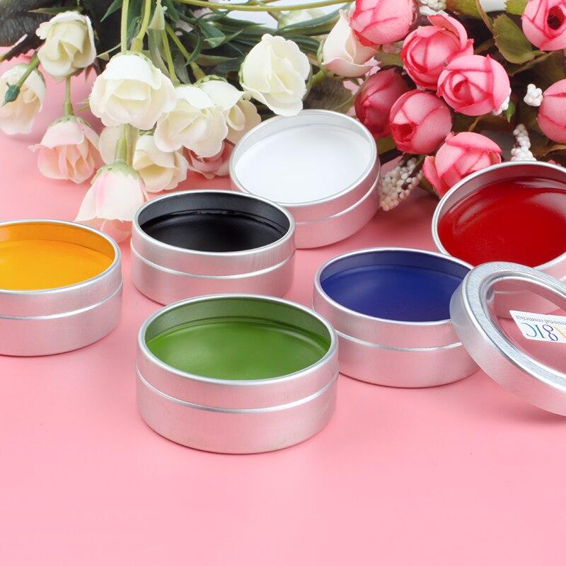 Фото - 7 цветов, краска для макияжа лица и тела, художественная краска для рисования хной, причудливая краска цветов, краска для вечерние НКИ, Хэлло... краска