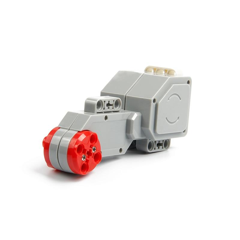 Power Functions Series EV3 Large Servo Motors Building Blocks Compatible with Logoes Technic Mindstorms Set Robotics DIY Toys
