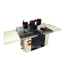JMR-40 홈 diy 밀링 머신 데스크탑 작은 트리밍 기계 목공 밀링 머신 목재 slotting 기계 220 v/110 v 1500 w