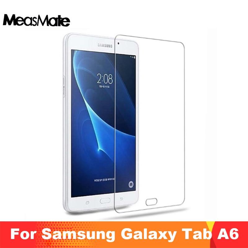Screen Protector for Samsung Galaxy Tab A A6 10.1  Tempered Glass for Samsung Tab A 10.1 SM-T580 SM-T585 SM-P580 SM-P585