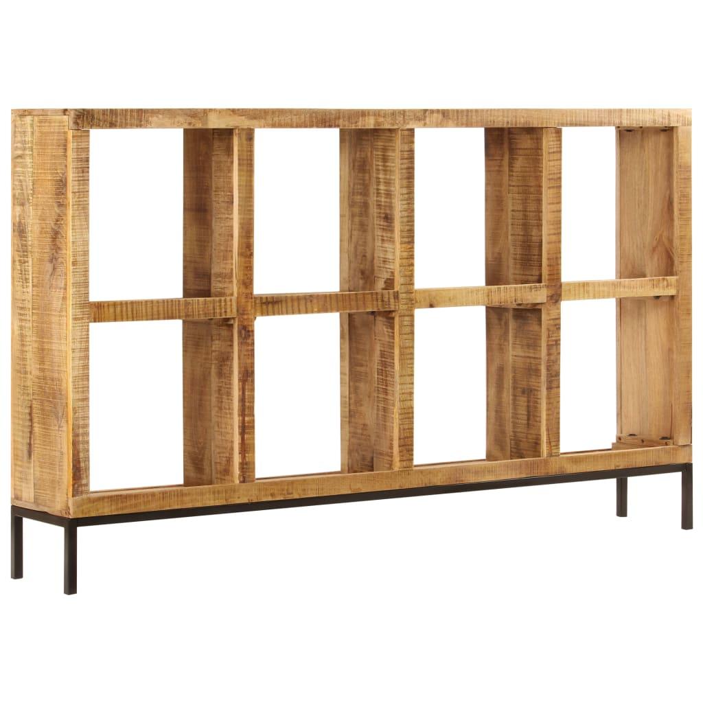 50 cm Aparador 160x25x95 cm de madera maciza de mango