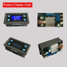 XY-SEP4 DC DC 0.5-30V 4A 35W 5v 12v 24v Automatic Boost/Buck Converter CC CV Regulated Adjustable Power supply Module laboratory