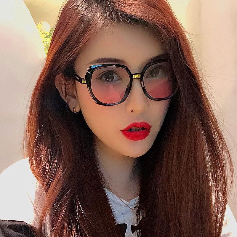 Irregular Retro Sunglasses  High Quality Women Fashion 2020 Luxury Brand  Womens Sunglasses Brand De