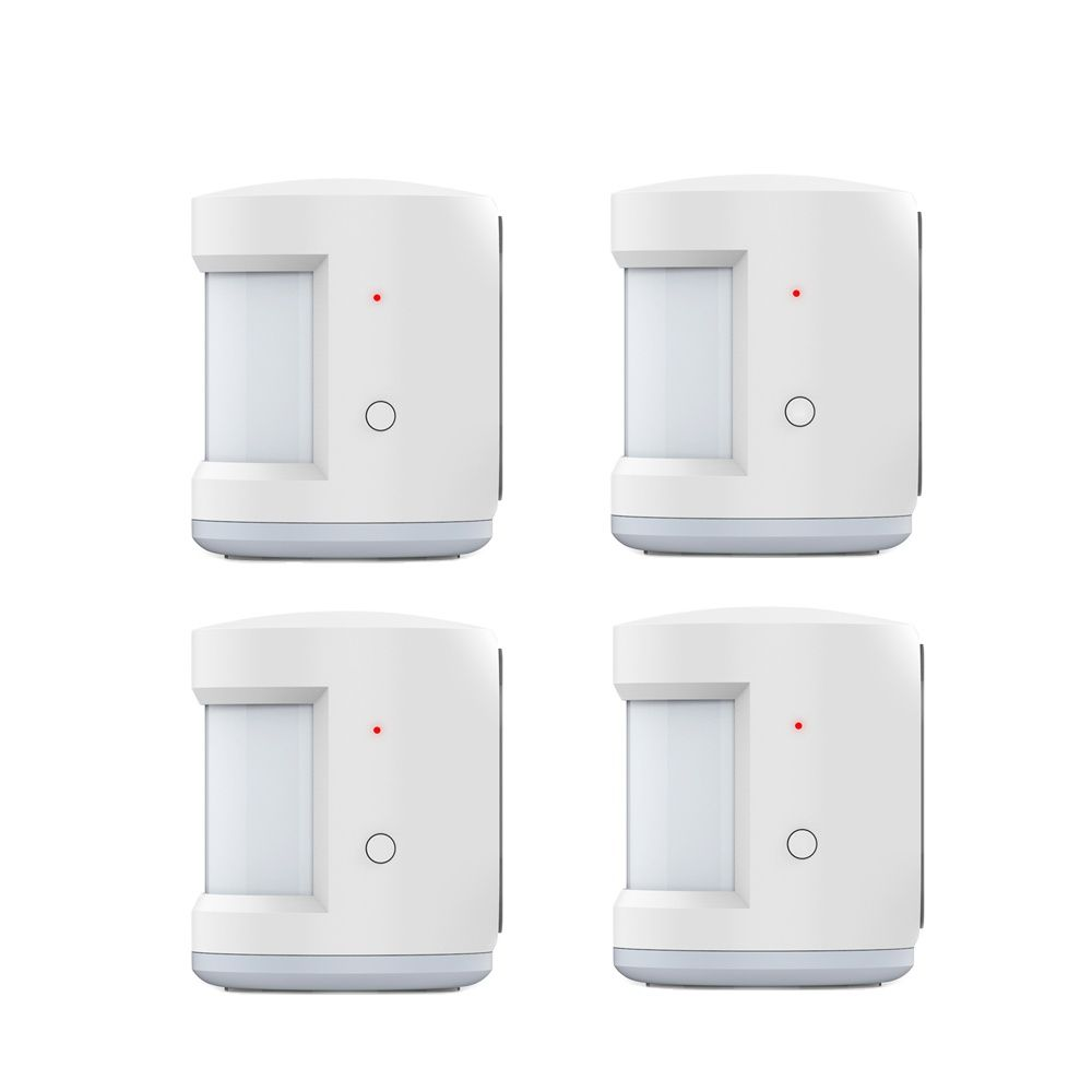 Tuya Zigbee 3.0 Motion Sensor Detector Smart Sensor Home Security System PIR Motion Sensor Zigbee 2MQTT deCONZ