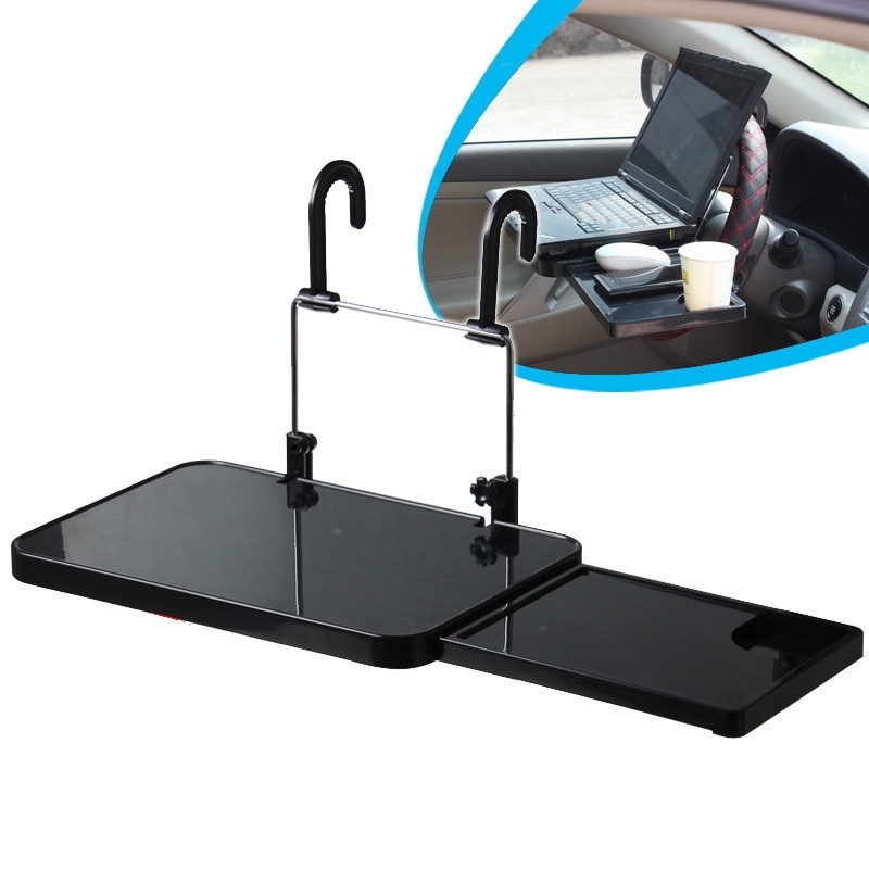 Voiture Accessoire Interieur Storage a Manger Organizador Coche Interior Accessories Car Organizer Dining Drinking Folding Table enlarge