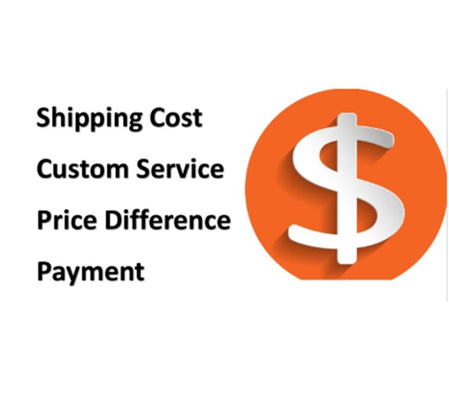 تكلفة الشحن بالبريد سعر الدفع المختلفة