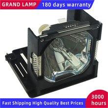 POA-LMP101 Lampe De Projecteur pour SANYO PLC-XP57 PLC-XP57L PLC-XP5600C PLC-XP5700C ML-5500 / Eiki LC-X71 LV-LP28 LV-7575 Happybate