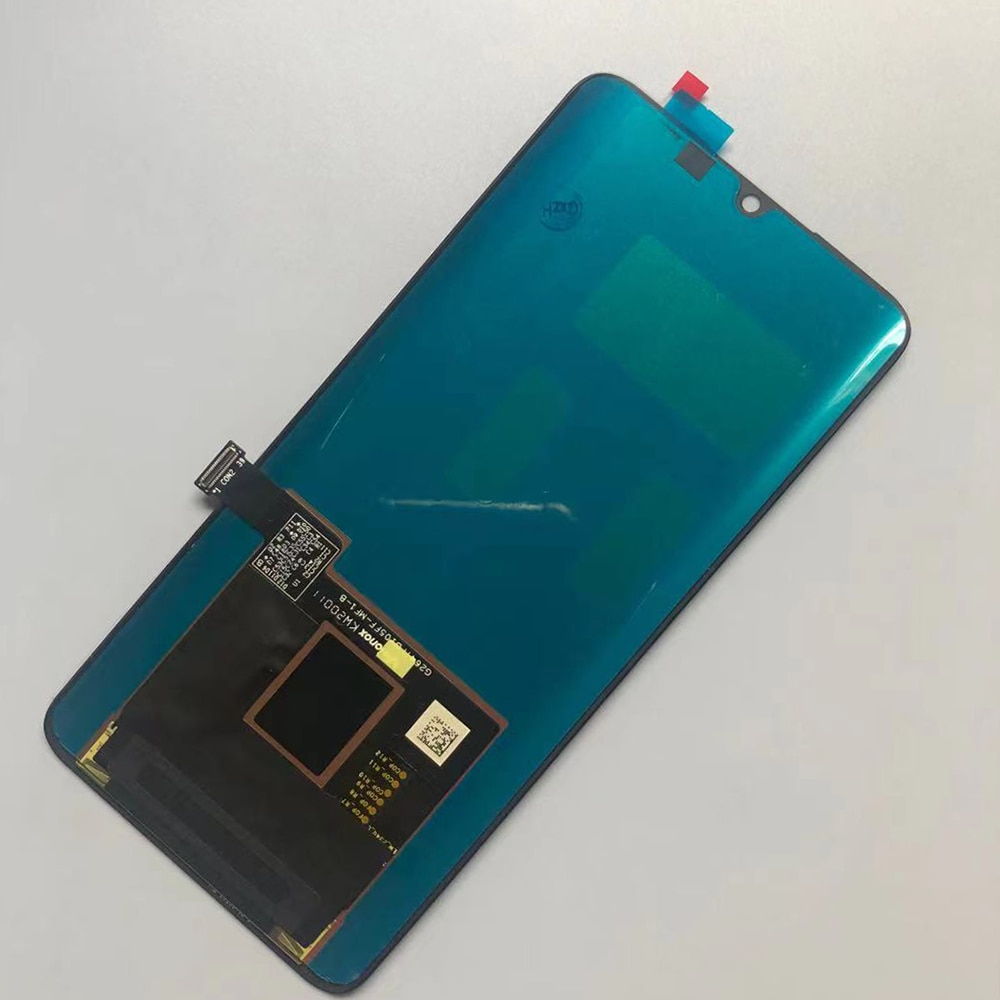 Original Touch Screen For Xiaomi MI Note 10 LCD Display Digitizer Assembly Phone For Xiaomi Note 10 Pro CC9 Pro Parts Repair enlarge