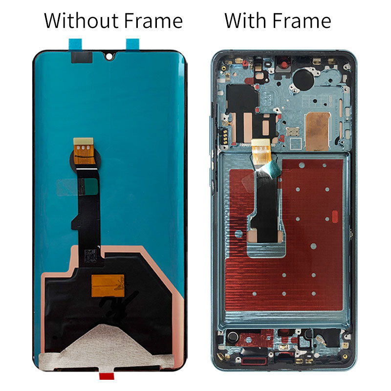 100% tested Original Panels For Huawei P30 Pro LCD Display Touch Screen VOG-L04/L09/L29 Digitizer Assembly Replacement Parts enlarge