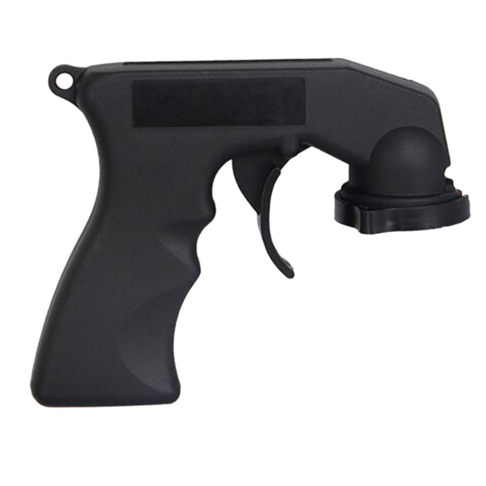 Punho portátil pistola de pulverizador auto-pintura pistola de pintura spray de plástico universal pistola de pintura alça