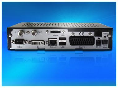 5 unids/lote dhl envío gratis nuevo DVB-800-HD receptor satelital linux dvb-800-hd   receptor 800-hd pvr. Dm-800-hd