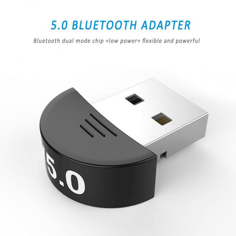 4 arten Wireless Adapter USB Bluetooth Empfänger Bluetooth 5,0 Stereo Audio Sender Empfänger USB Dongle Adapter PC Drucker