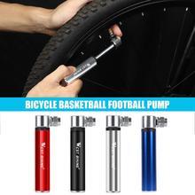 West Fietsen Duurzaam Fiets Pomp Draagbare Delicate Ontwerp Aluminium Fietsband Air Inflator Mtb Bike Air Pomp Voor Basketbal