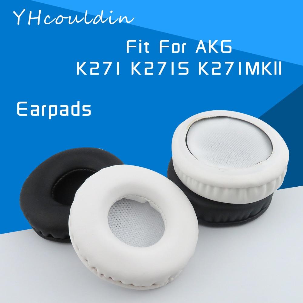 Наушники YHcouldin для AKG K271 K271S K271MKll, аксессуары для наушников, сменная кожа наушники akg наушники akg k271 mkii черный
